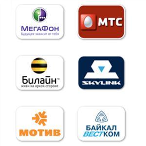 Операторы сотовой связи Илезы