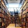 Библиотеки в Илезе