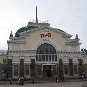 Железнодорожные вокзалы Илезы