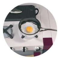 Кафе Ням-Ням - иконка «кухня» в Илезе